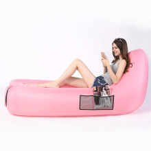 Factory Supplier for Portable Bluetooth Speaker Air Bag Outdoor Inflatable Couch Camping Air Bed supply to Trinidad and Tobago Importers
