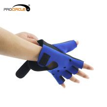 Dauerhafte Gym Fitness schützende Handhandschuhe