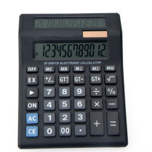 Calculadora de desktop de 12 dígitos Dual Power Business