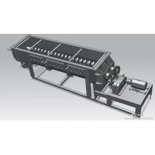 Secador de remo série KJG 2017, SS secador de frutas máquina, secador de panela de vácuo ambiental
