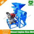 Kleine Dieselmotor-Reismühle 4PS-Familienbetrieb 6NF-2.2