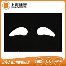 nonwoven cosmetic eye mask organic cotton eye mask supply