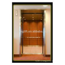 Китай оптовой нержавеющей стали пассажирского зеркала лифт
