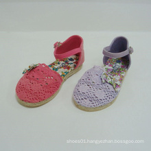 Fashion lovely baby shoes kid shoes for girl lace hollow out sandals shoes