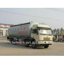 FAW camión silos cemento jiefang 8x4