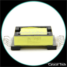 China Fabricante Tipo Horizontal Alto Frequency Step Up Efd Transformer