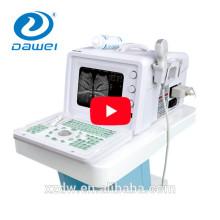 Máquina de ultrasonido y ultrasonido portátil humana completamente digital