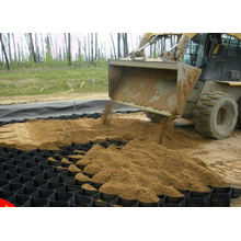 Geocell Geogrid for Protection of Slope Sand