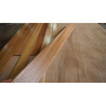 Teto UV da madeira do cedro vermelho da laca