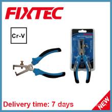 """Fixtec Hand Tools - Alicates para pelar cables, 6 """"CRV"""