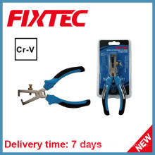 "Fixtec Hand Tools 6"" CRV Wire Stripping Mini Pliers"