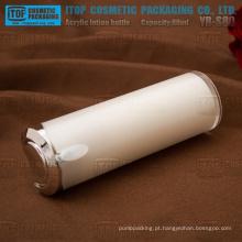 YB-S80 80ml imprensa loção bomba ampla aplicação para o frasco de loção do atarraxamento branco pérola cosméticos