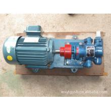 haute qualité de pompes à engrenages KCB pompe centrifuge de pétrole brut