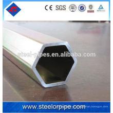 Tubo de aço sem costura ou soldada de alta precisão