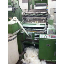 Ovejas Allama Lana Procesamiento de la máquina textil