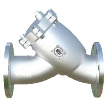Y-образный сетчатый клапан