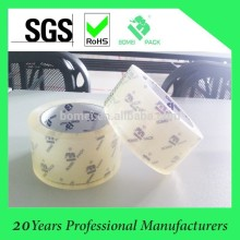 BOPP/OPP Adhesive Super Clear Tape for Packaging Carton Sealing SGS & ISO9001 Approval