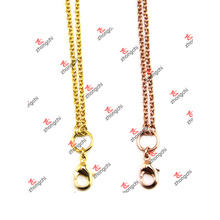 Fashion Rolo Link Chain Necklace Jewelry for Girls′ Gifts (JCN50829)