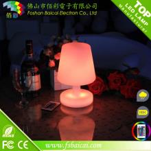 Nachladbare bequeme Farbe, die LED-Tabellen-Licht ändert