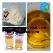 Pó esteróide de alta qualidade Methylstenbolone para corpo de construção