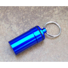 Key Chain Pill Box S378