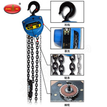 High Quality Double Hook 2 Ton Electric Chain Hoist