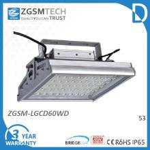 60W IP65 resistente al agua luz de LED Industrial con 3 años de garantía