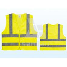 Jy-7006 Veste de protection éclairée personnalisée à l'intention des adultes