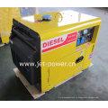 5 ква портативный Молчком Тепловозный генератор для домашнего использования