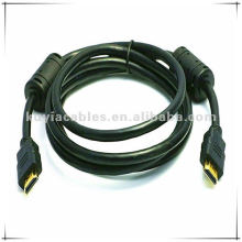Ultra Premium Cables HDMI 1.3 Gold Cable PS3 HDTV 1080P
