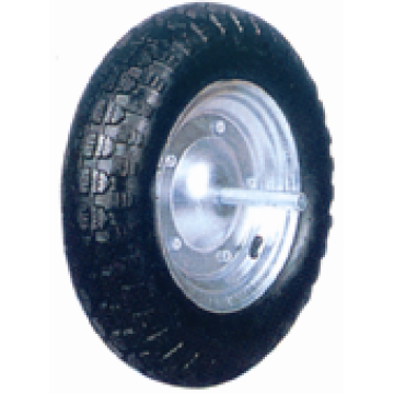 Alloy wheel rim 14*3.50-8