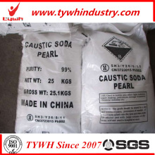 25kg Bag Caustic Soda Pearl