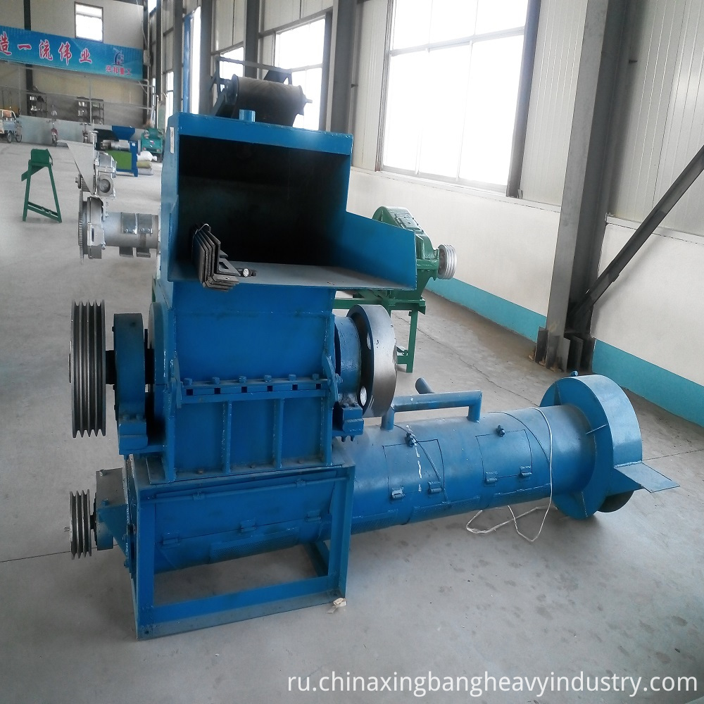 vertical shaft hammer crusher1000