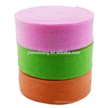 JML1316 Kitchen Plastic sponge scourer raw material scouring pad material