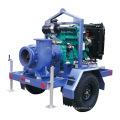 Trailer Mounted Diesel Engine Water Pump