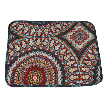 Comfortable Geometric Pattern Quilted Pillowcases Pillow Cover