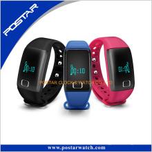 Rainbow Veryfit Smart Wristband I Touch Button Android teléfono sin cámara Monitor de frecuencia cardíaca