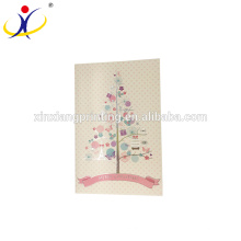 Bulk Party Christmas Decoration Greeting Cards,Customized Logo