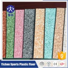 planches en plastique texture tapis de sol