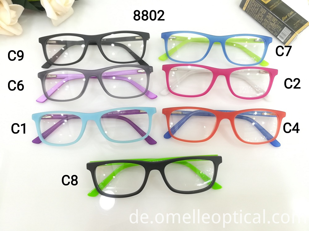 Colorful Children S Lenses Glasses