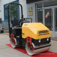 1.5 Ton Ride-on Full Hydraulic Mini Vibratory Roller (FYL-900)