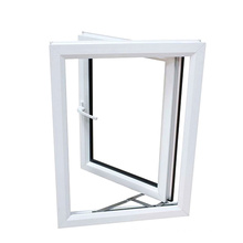 UPVC Casement Windows PVC Window in China