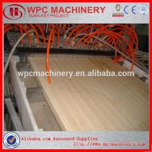 Wpc Türflügelprofile Holz Kunststoffmaschinen