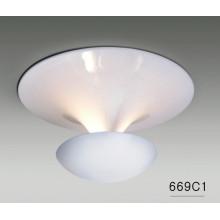 Lámparas modernas de techo de acero de carbono de alta calidad (669C1)