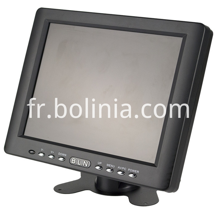 8 Inch Monitor Display