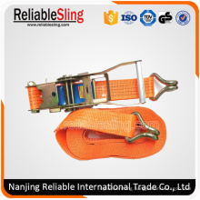 "2"" 5t Orange Ratchet Lashing Strap for Truck"