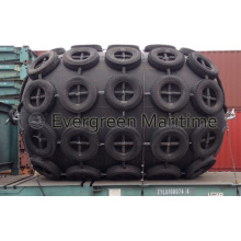 Ship Used Marine Pneumatic Rubber Fender Inflatable Fender