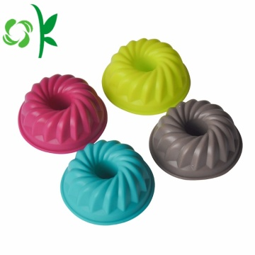 Mini Silicone Baking Mini cakevormen Decoreren