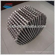 проволочная сетка упаковка составленная металлом