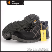 945 Model Series PU/PU Outsole Action Leather Safety Shoe (SN5480)